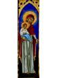 Icono La Virgen y el niño