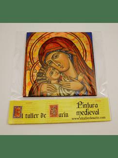 Virgen Eleosusa o Virgen de la Ternura