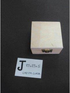 J-Caja acabada y personalizada