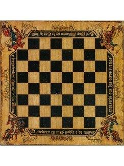 El ajedrez del Rey 15x15cm