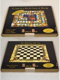 pack juegos medievales