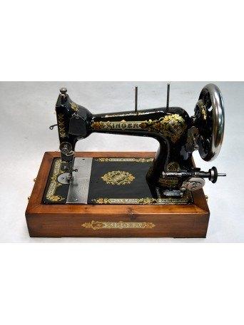 Cajón base para máquina de coser