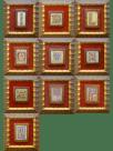 10 capitulares del alfabeto-bestiario